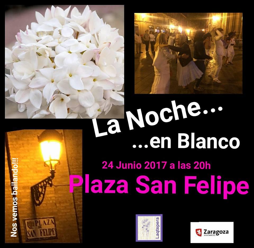 Noche En Blanco Con Bailes Populares Arafolk